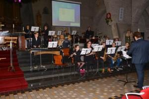 Onze gasten het Leerorkest van de harmonie St. Michaël